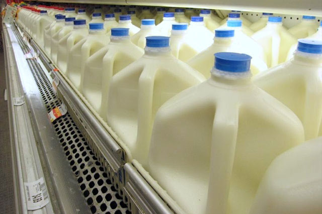 Pasteurized dairy